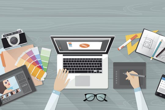 5 Tips for Working With a Graphic Designer